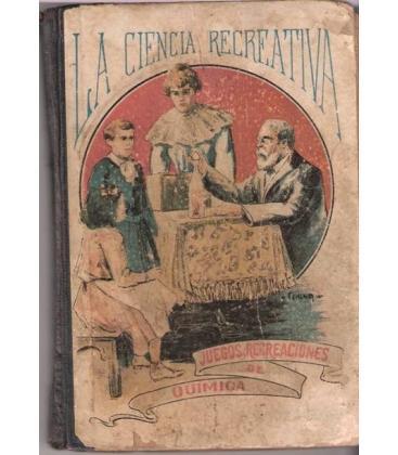 LA CIENCIA RECREATIVA/J.RONSARD/MAGICANTIC/106