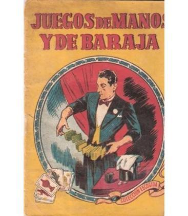 JUEGOS DE MANOS Y DE BARAJA/MAGICANTIC, 111