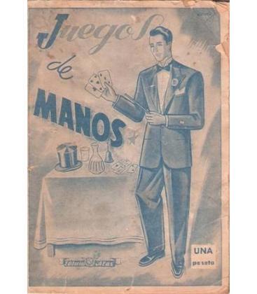 JUEGOS DE MANOS /ED.WIEDERKEHR/EDISTON/MAGICANTIC 114/2