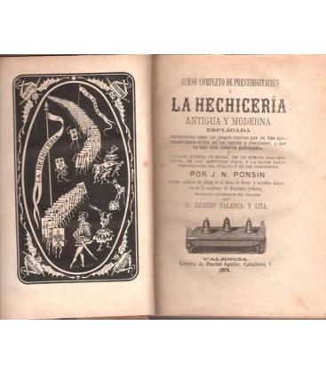 CURSO COMPLETO DE PRESTIDIGITACION/PONSIN/MAGICANTIC,117