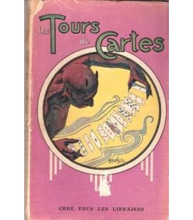 LES TOURS DE CARTES //GASTON ROBERT- MAGICANTIC/1003