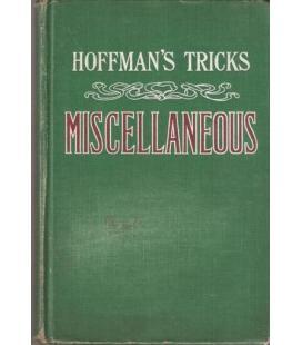 HOFFMAN`S TRICKS MISCELLANEOUS/MAGICANTIC/5036