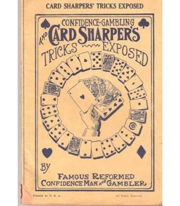 CARD SHARPERS`TRICKS EXPOXED/MAGICANTIC/5040