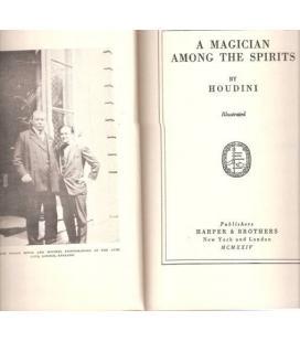 HOUDINI A MAGICIAN AMONG THE SPIRITS/5041
