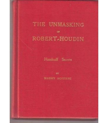THE UNMASKING OF ROBERT-HOUDIN/MAGICANTIC/5057