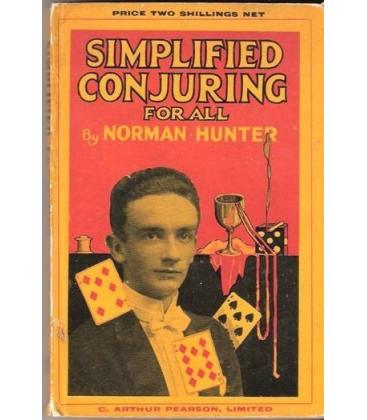 SIMPLIFIED CONJURING FORALL /N.HUNTER/MAGICANTIC,5069