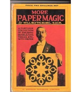 MORE PAPER MAGIC/WILL BLYTH.MAGICANTIC/5071