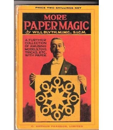 MORE PAPER MAGIC/WILL BLYTH.MAGICANTIC/5071