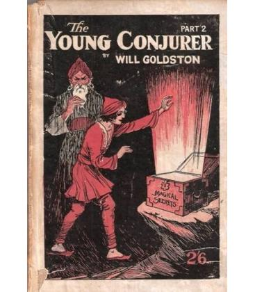 THE YOUNG CONJURING PART.2 /WILL GOLDSTON/MAGICANTIC/5077