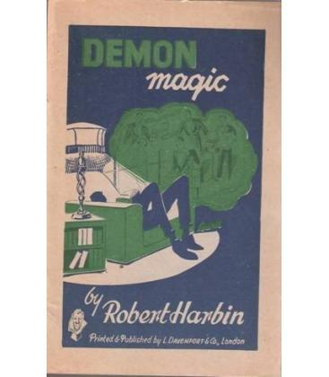 DEMON MAGIC R. HARBIN/MAGICANTIC 5079