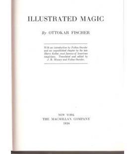 ILLUSTRATED MAGIC /OTTOKAR FISCHER/MAGICATIC/5083
