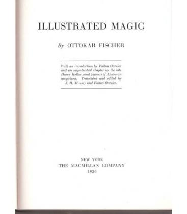 ILLUSTRATED MAGIC /OTTOKAR FISCHER/MAGICANTIC/5083