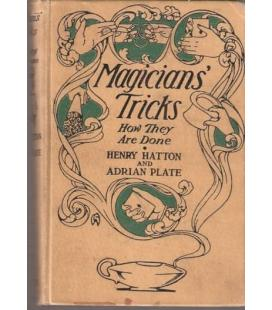 MAGICIANS`TRICKS/H. HATTON AND ADRIAN PLATE/MAGICANTIC 5087