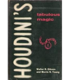 HOUDINI`S FABULOUS MAGIC/G.GIBSON AND M. N,YOUNG/MAGICANTIC/5090