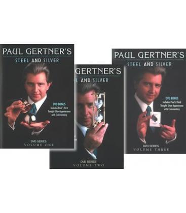 DVD PAUL GERTNERS 3 V. UNIDAD