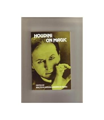 HOUDINI ON MAGIC/MAGICANTIC/5099