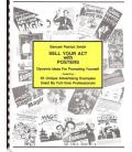 SELL YOUR ACT WITH POSTERS/S.PATRICK SMITH/MAG/5115