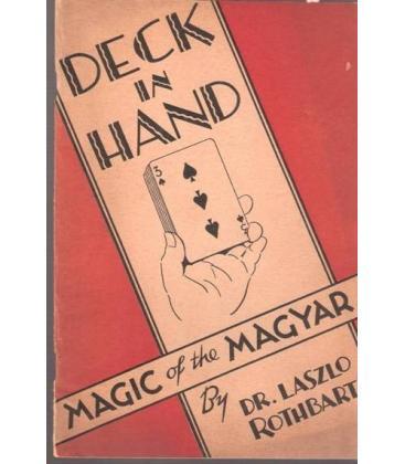 DECK IN HAND /DR. LASZLO ROTHBART/MAGICANT/5118IC/5118
