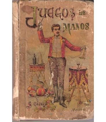 JUEGOS DE MANOS O ARTE DE ENTRETENER/MAGICANTIC 133
