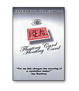DVD REAL FLOATING CARD ERIC JAMES
