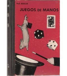 JUEGOS DE MANOS PROF- BOSCAR/MAGICANTIC/158