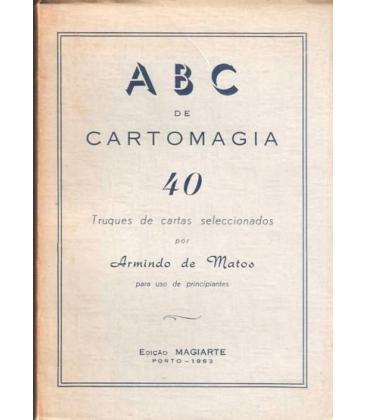 ABC DE CARTOMAGIA/ARMINDO DE MATOS/MAGICANTIC/166