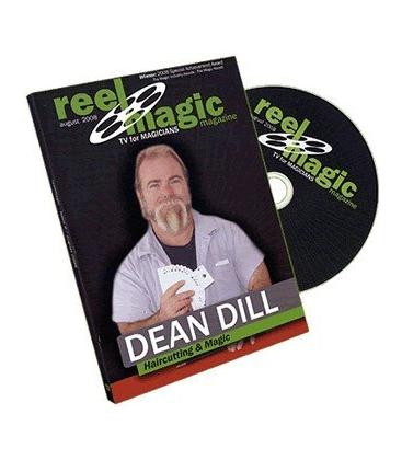 DVD REEL MAGIC EPISODE 6 DEAN DILL