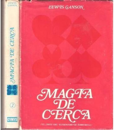 MAGIA DE CERCA LEWIS GANSON 2 V. MAGICANTIC/169