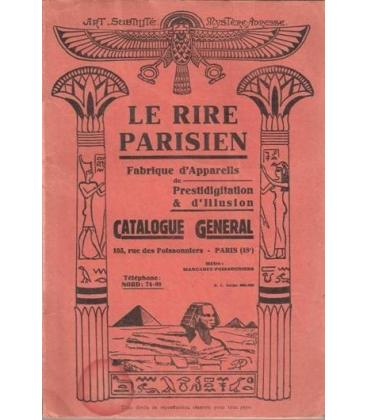 LE RIRE PARISIEN CATALOGUE GENERAL/MAGICANTIC/3019