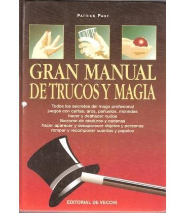 GRAN MANUAL DE TRUCOS Y MAGIA/MAGICANTIC/177