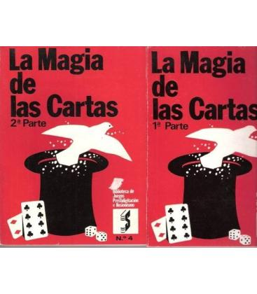 LA MAGIA DE LAS CARTAS 2 VOLUMENES/MAGICANTIC/2005