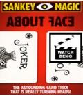 DVD SANKEY MAGIC ABOUT FACE