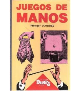 JUEGOS DE MANOS Y MAGIA BLANCAJ.LEEMING/MAGICANTIC 215