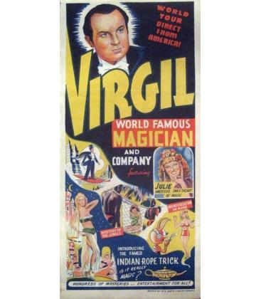 POSTER VIRGIL/MAGICANTIC