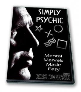 DVD SIMPLY PSYCHIC MENTAL MARVELS