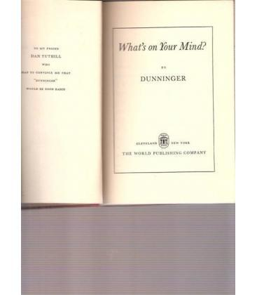 WHAT`S ON YOUR MIND?/MAGICANTIC5.138