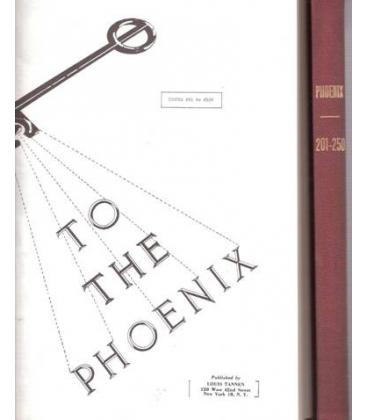 TO THE PHOENIX 2 V. /LOUIS TANNEN/MAGICANTIC/5139