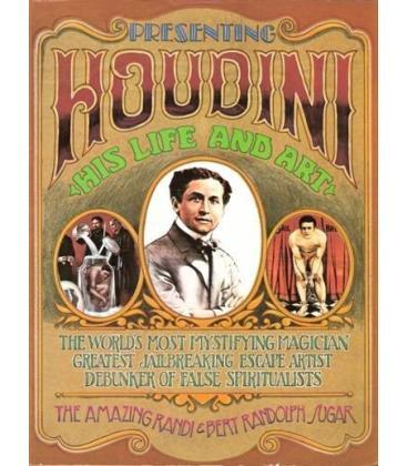 HOUDINI HIS LIFE AND ART/MAGICANTIC 5141