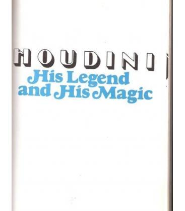 HOUDINI HIS LEGEND AND HIS MAGIC/MAGICANTIC 5142