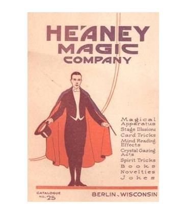 CATALOGO, HEÀNEY MAGIC COMPANY/MAGICANTIC/3038
