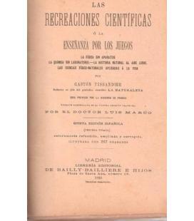 LAS RECREACIONES CIENTIFICAS/G.TISANDIER/MAGICANTIC/228