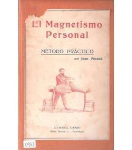 EL MAGNETISMO PERSONAL/J.PINAUD/MAGICANTIC, 230