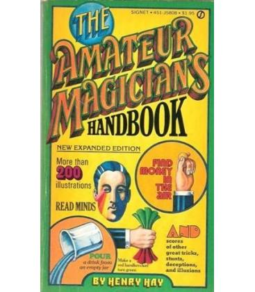THE AMATEUR MAGICIA`S /HENRY HAY/MAGICANTIC/5149
