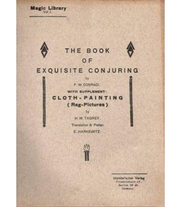 THE BOOK OF EXQUISITE CONJURING/MAGICANTIC 5151