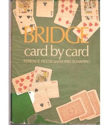 BRIDGE CARD BY CARD/MAGICANTIC/5153