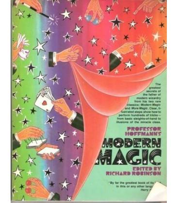MODERN MAGIC PROF.HOFFMANN`S /MAGICANTIC/5154