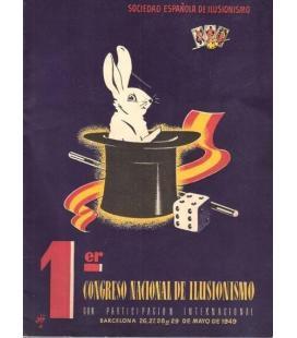 PROGRAMA 1ER, CONGRESO NACIONAL DE ILUSIONISMO/MAGICANTIC/K33