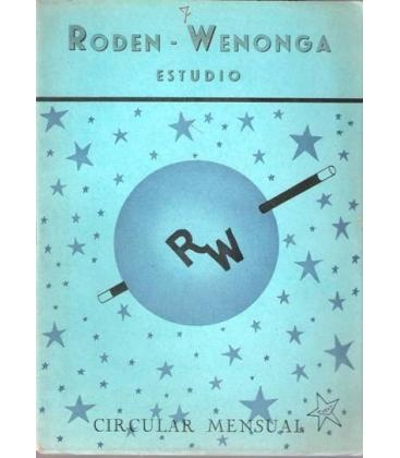 RODEN WENONGA ESTUDIO CIRCULAR MENSUAL /MAGICANTIC 234