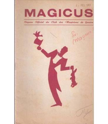 MAGICUS CLUB MAGICIENS DE GENEVE/MAGICANTIC/K 61