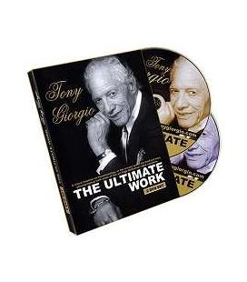 DVD ULTIMATE WORK TONY GIORGIO DVD SET